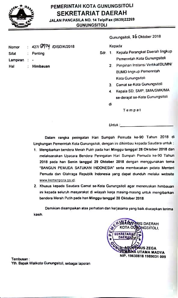 Publikasi Page 19 Of 32 Pemko Gunungsitoli