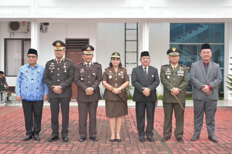 UPACARA PERINGATAN HARI PAHLAWAN KOTA GUNUNGSITOLI TAHUN 2019